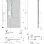 Porte ascenseur