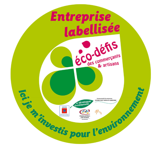Label Éco Défis
