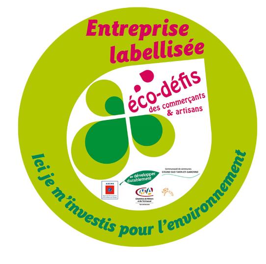 Label Éco Défis