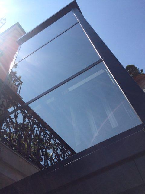 Nouvelle réalisation à l'HOTEL LA FLORE à VILLEFRANCHE SUR MER